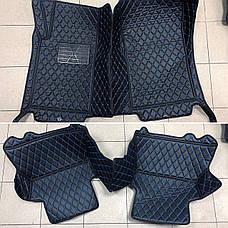 Комплект ковриков из экокожи для Chevrolet Camaro, фото 3