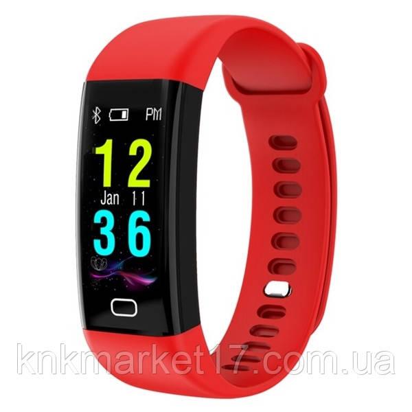 UWatch Умные часы Smart Quantum PRO F07 Red