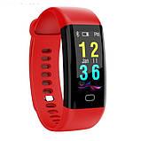 UWatch Умные часы Smart Quantum PRO F07 Red, фото 2