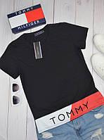 Женская футболка в стиле Tommy Hilfiger Томми Халфигер