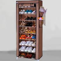 Стеллаж для хранения обуви JBY.TOPY 60X30X160 на 10 полок
