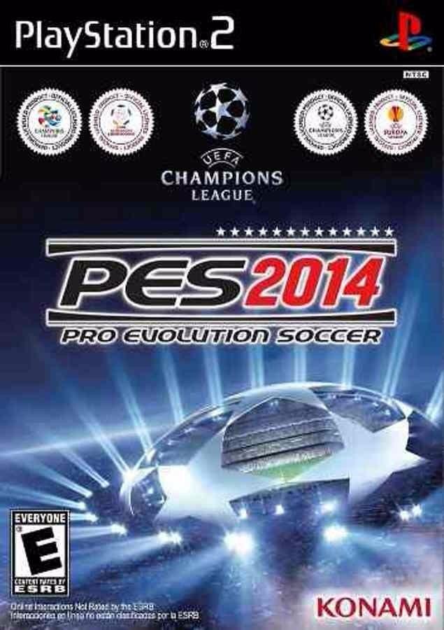 Игра для игровой консоли PlayStation 2, Pro Evolution Soccer 2014