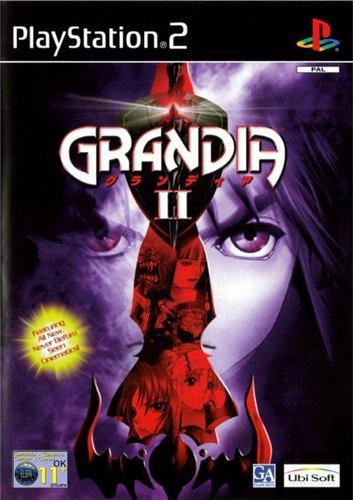 Игра для игровой консоли PlayStation 2, Grandia II