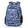 Рюкзак школьный для девочки синий 540, фото 5