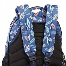 Рюкзак школьный для девочки синий 540, фото 2