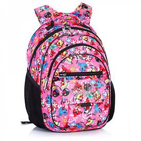 Рюкзак школьный для девочки 501