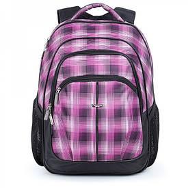 Шкільний рюкзак з щільною спинкою 520