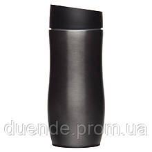 Термокружка с двойными стенками 380 мл / su 9030415 Серый