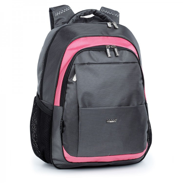 Школьный рюкзак с плотной спинкой Украина 527