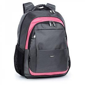 Шкільний рюкзак з щільною спинкою Україна 527