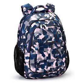 Шкільний рюкзак з щільною спинкою Україна 528
