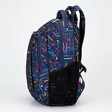 Школьный рюкзак с плотной спинкой Украина 529, фото 2