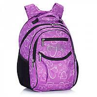 Школьный рюкзак для девочки Украина 502