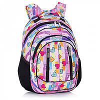 Школьный рюкзак для девочки Украина 504
