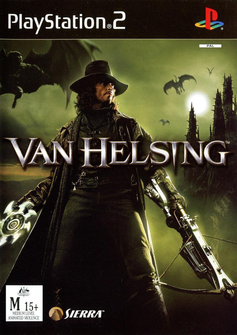 Игра для игровой консоли PlayStation 2, Van Helsing