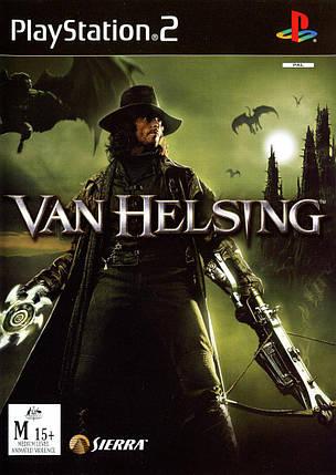 Игра для игровой консоли PlayStation 2, Van Helsing, фото 2