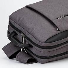Молодежный городской рюкзак 391, фото 2