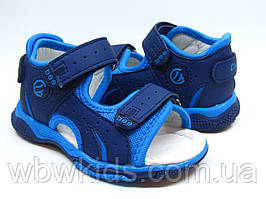 Босоніжки Clibee сині AL-8 28