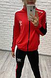 Женский спортивный костюм из двунитки 47-2349-1, фото 2