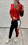 Женский спортивный костюм из двунитки 47-2349-1, фото 4