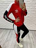 Женский спортивный костюм из двунитки 47-2349-1, фото 6