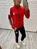 Женский спортивный костюм из двунитки 47-2349-1, фото 3