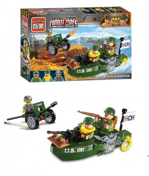 Конструктор brick 1701 спецназ военные армия Лего lego BrickArms