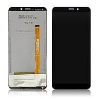 Дисплей (LCD) Ulefone Power 3L с тачскрином, черный