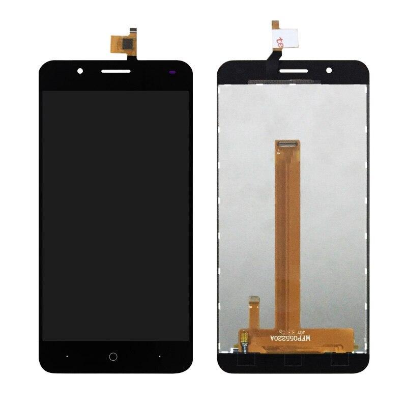 Дисплей (LCD) Ulefone Tiger з тачскріном, чорний