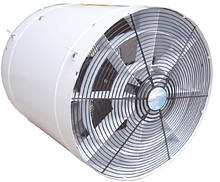 Вентиляторы осевые для теплиц Dundar SFM/SFT