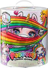 Ігровий набір Poopsie Slime Surprise MGA Єдиноріг Пупси з сюрпризами 1 хвиля Золотий Ріг mga (551447)