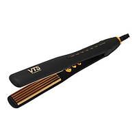 Утюжок-гофре для волос V12A, 65 Вт