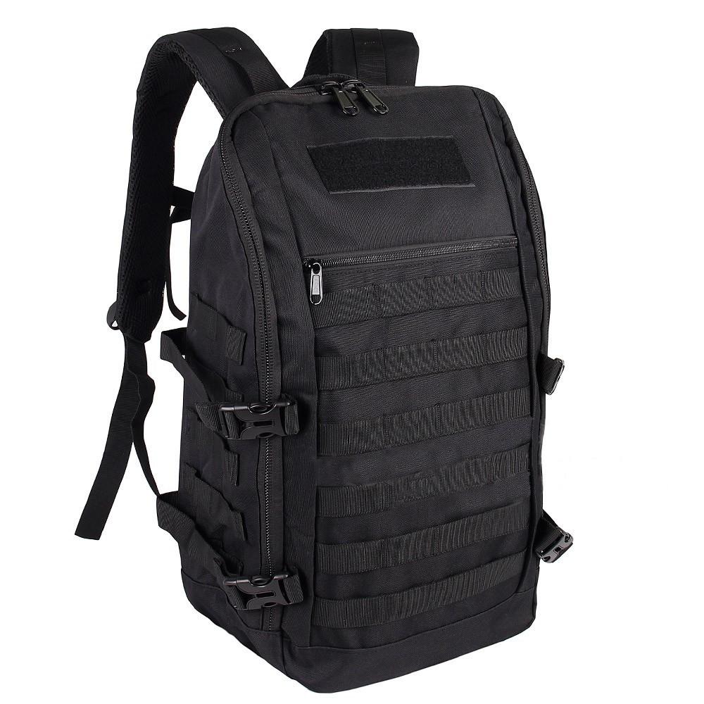 Черный Тактический, походный рюкзак Military. 20 L., милитари, армейский.  / T0453