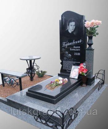 Пам'ятники, виготовлення, встановлення, ціни, м.Луцьк
