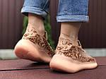 Чоловічі кросівки Adidas Yeezy Boost 380 (коричневі) 9514, фото 3