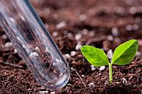 Анализ почвы воды