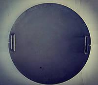 """Сковорода на мангал ф560мм s-6мм для пикника """"ПРАКТИЧНА"""" (из диска бороны), фото 2"""