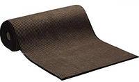 Грязезборная ковровая дорожка 90 х 300см коричневый