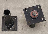 Ступица поворотная 250 мм 32 шестигранник ТМ АРА (мотоблок, пара)