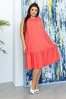 Платье батал, фото 1