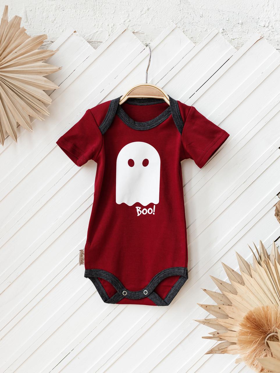 """Боди с коротким рукавом """"Boo"""""""