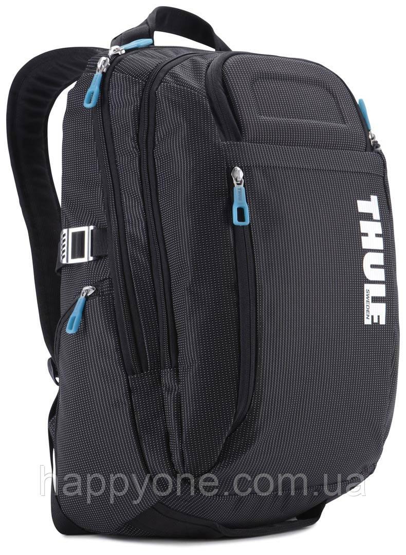 Рюкзак с отделением для ноутбука Thule Crossover 21л Black (черный)
