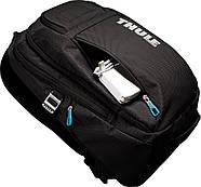 Рюкзак с отделением для ноутбука Thule Crossover 21л Black (черный), фото 9