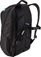 Рюкзак з відділенням для ноутбука Thule Crossover 25л Backpack Black (чорний), фото 3