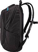 Рюкзак з відділенням для ноутбука Thule Crossover 25л Backpack Black (чорний), фото 4