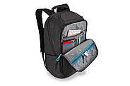 Рюкзак з відділенням для ноутбука Thule Crossover 25л Backpack Black (чорний), фото 5
