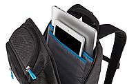 Рюкзак з відділенням для ноутбука Thule Crossover 25л Backpack Black (чорний), фото 7