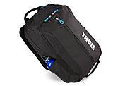 Рюкзак з відділенням для ноутбука Thule Crossover 25л Backpack Black (чорний), фото 9