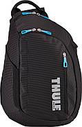 Рюкзак на одной лямке Thule Crossover Sling Pack 17л Black (черный), фото 2