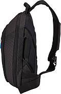 Рюкзак на одной лямке Thule Crossover Sling Pack 17л Black (черный), фото 3